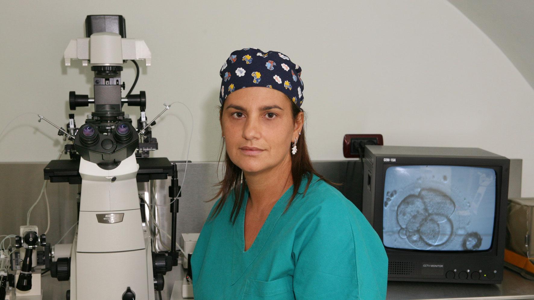 <span> La<span> dottoressa <span>Teresa Leonetti</span>